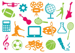 types of co curricular activities in school pdf